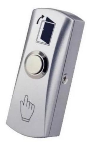 Boton Pulsador De Salida Control De Accesos Uso Intenso