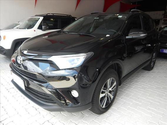 Toyota Rav4 2.0 Top 4x2 16v Gasolina 4p Automático 2018