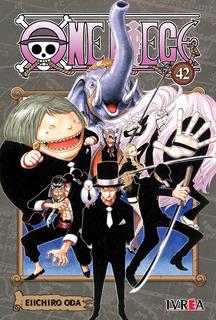 One Piece 42 - Ivrea - Manga - Edicion 2018