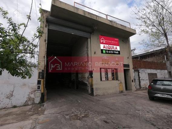 Alquiler Galpón - Villa Soldati