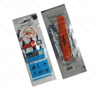Kit X 12 Manilla Pulsera Repelente De Mosquitos E Insectos