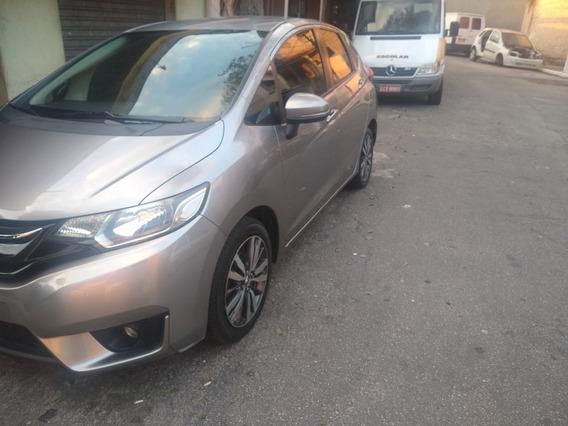Honda Fit Ex 1.5 - Aut - Ano 2015