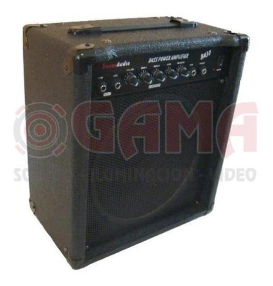 Combo Amplificador Bajo 130w 10 Ba30 Senon 15000301