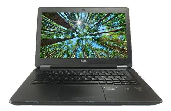 Notebook Ultrabook Dell Latitude E7250 Intel I5 8gb Ssd128gb