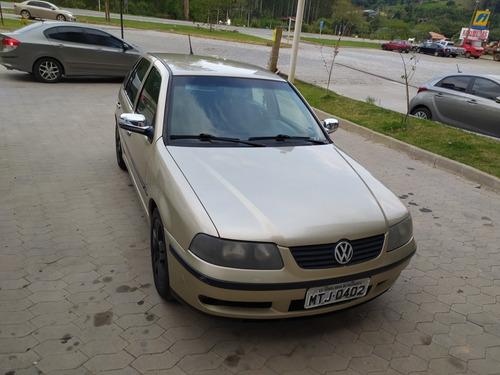 Volkswagen Gol 2001 1.0 16v Turbo 5p