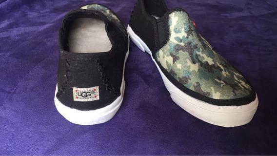 Ugg- Zapatos Niña T32- Importados Originales