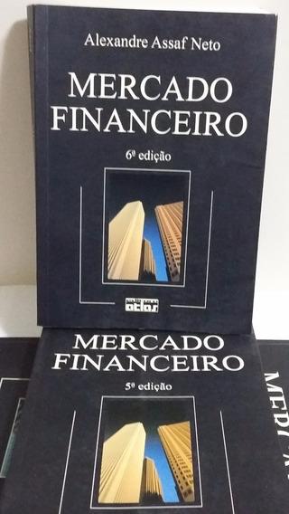 Livro Mercado Financeiro 6ª Edição Alexandre Assaf
