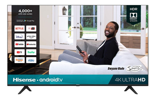 Televisor Hisense 75  4k Ultra Hd Smart Tv Android