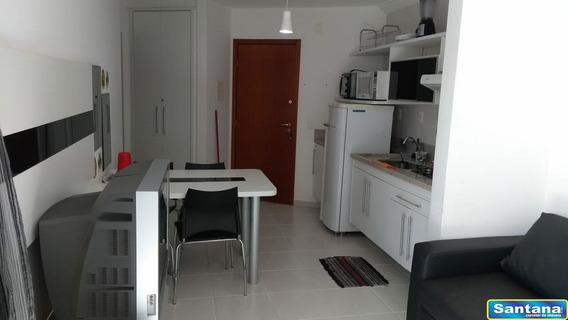 03438 - Apartamento 1 Dorm, Fazenda Santo Antônio Das Lages - Caldas Novas/go - 3438