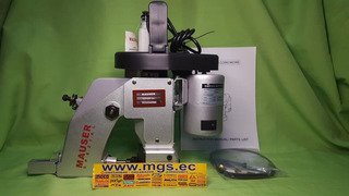 Cosedora Sacos Con Lubricacion 110v Marca Mauser