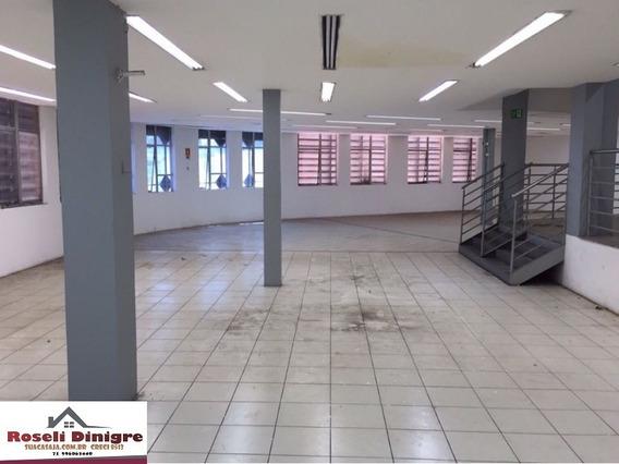 Loja Sala Predio Grande Area Comercial Locação Calçada Largo De Mares Salvador - 121 - 34824661