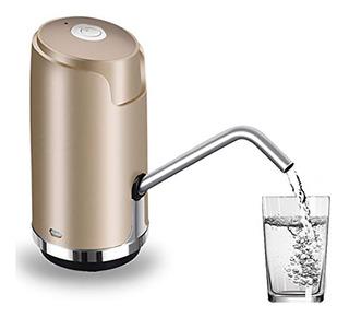 Dispensador Bomba De Agua Eléctrico Carga Usb