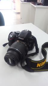 Câmera Nikon D5100 + Lente 18-55