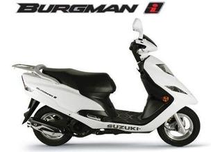 Suzuki Burmgan 125 I 2015