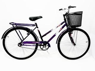Bicicleta Feminina Aro 26 Frete Grátis Pro Rio De Janeiro