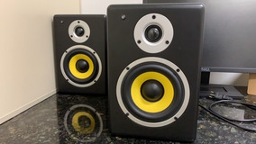 Monitores De Studio / Audio - 5polegadas - 220v - Top