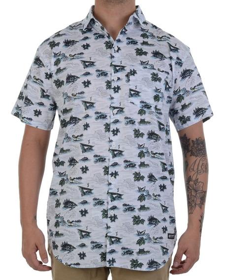 Camisa Manga Curta Element River Branca