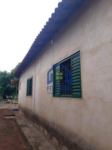 Casa Com 3 Dormitórios À Venda, 130 M² Por R$ 200.000 - Jardim Tropical - Cardoso/sp - Ca2515