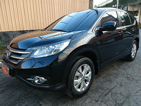 Honda Cr-v Lx 2.0 Flex Aut 2013