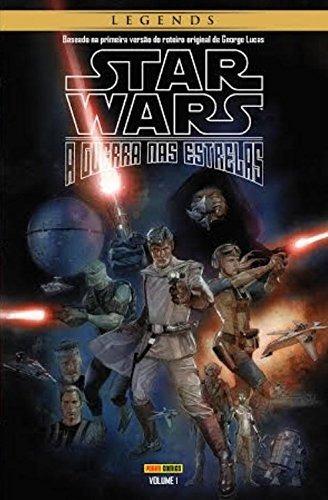 Star Wars Guerra Estrelas Vol. 1 Livro J. W. Rinzler Frete 9