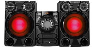 Minicomponente Jvc Mx-e326b Bluetooth Mp3 Usb Aux 8000w