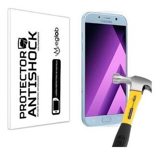 Lamina Protector Pantalla Anti-shock Samsung A7 2017