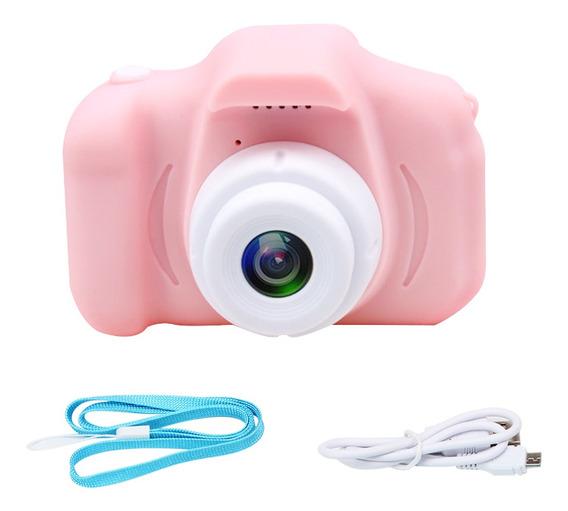 X2 Mini Câmera Digital Para Crianças Filmadoras