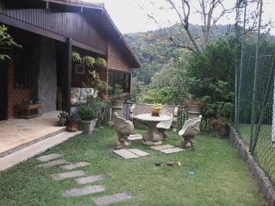 Casa Em Corrêas, Petrópolis/rj De 1000m² 9 Quartos À Venda Por R$ 2.500.000,00 - Ca17151