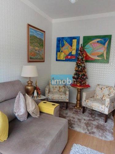 Imagem 1 de 9 de Apartamento Com 1 Dormitório À Venda, 74 M² Por R$ 480.000,00 - Boqueirão - Santos/sp - Ap8057