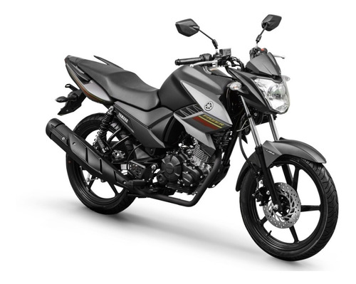 Fazer Ys 150 Ubs Yamaha 2022 0km Preto