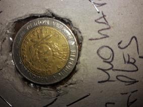Moneda De 1 Pesos 1995 Cj 6.2.1 Moharras Multiples