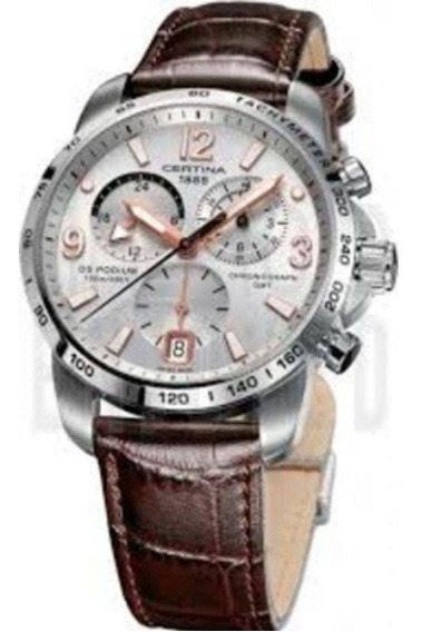 Relógio Certina - Ds Podium - C001.639.16.037.01