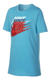 Playera Atletica Sunset Futura Niño Nike Nk216