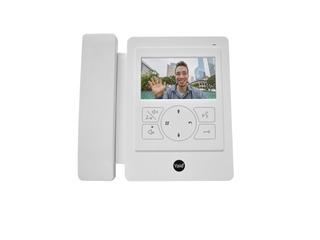 Monitor Con Teléfono Assa Abloy 83209, Para Tvportero 80126