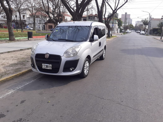 Fiat Doblo Active Full 7 Asientos Gnc Impecable Particular