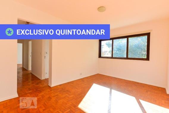 Apartamento No 2º Andar Com 3 Dormitórios E 1 Garagem - Id: 892971332 - 271332