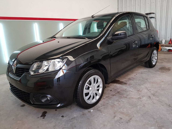 Renault Sandero Dynamique 1.6 5 Puertas Negro