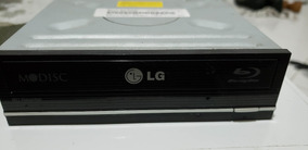 Gravador De Blu-ray Lg Wh12ls39 Seminovo Drive Interno