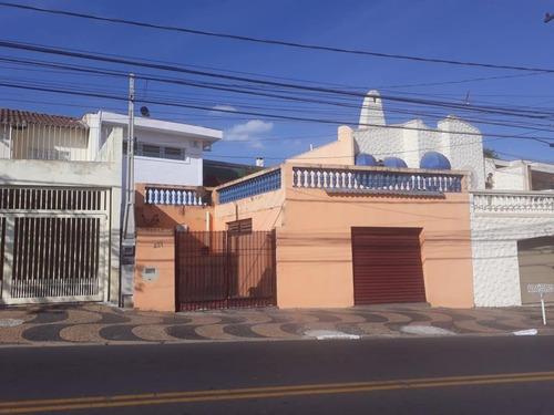 Casa À Venda Em Ponte Preta - Ca248456