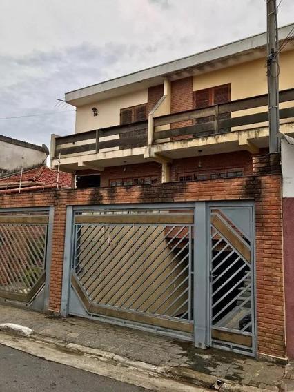 Sobrado Com 3 Dormitórios À Venda, 250 M² Por R$ 800.000 - Cidade Vargas - São Paulo/sp - So0685