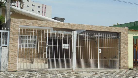 Ref.: 322904 - Casa Em Mongagua, No Bairro Vera Cruz - 2 Dormitórios
