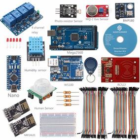Sunfounder Smart Home Internet Of Things Kit For Arduino