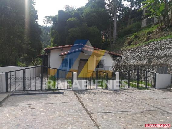 Casas En Venta, Av Los Proceres, Lumonty