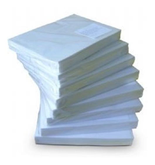 Papel Arroz A3 Branco Pacote Com 50un