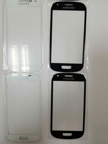 Micas Samsung S5 En Blanco Y En Negro