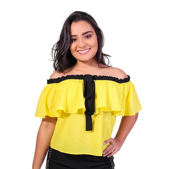 Blusa Feminina Marca Padrão - Asya Fashion