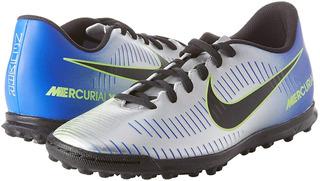 Zapatillas De Fútbol Nike Mercurialx Vortex Iii Neymar Jr Tf
