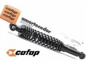 Amortecedor Traseiro Tit-150/cg-150 Com Regulagem Cofap Par