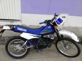 Vendo Moto Dt 125 Modelo 2005 Con Papeles Al Dia 6.500.000