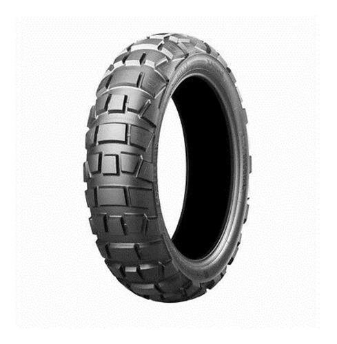Juego Cubiertas Bridgestone 170/60-17 + 120/70-19 Ax41cross